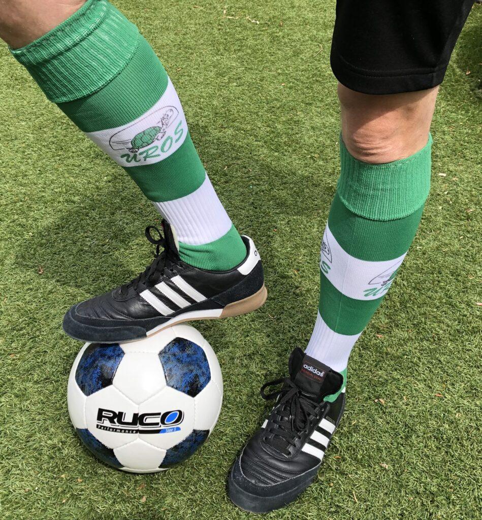 Eigen ontwerp voetbalsokken